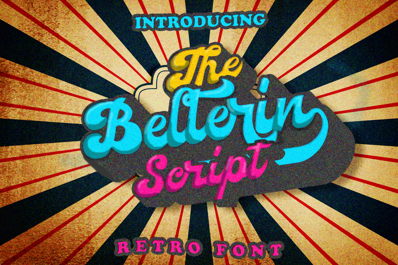 Bellerin Script example image 1