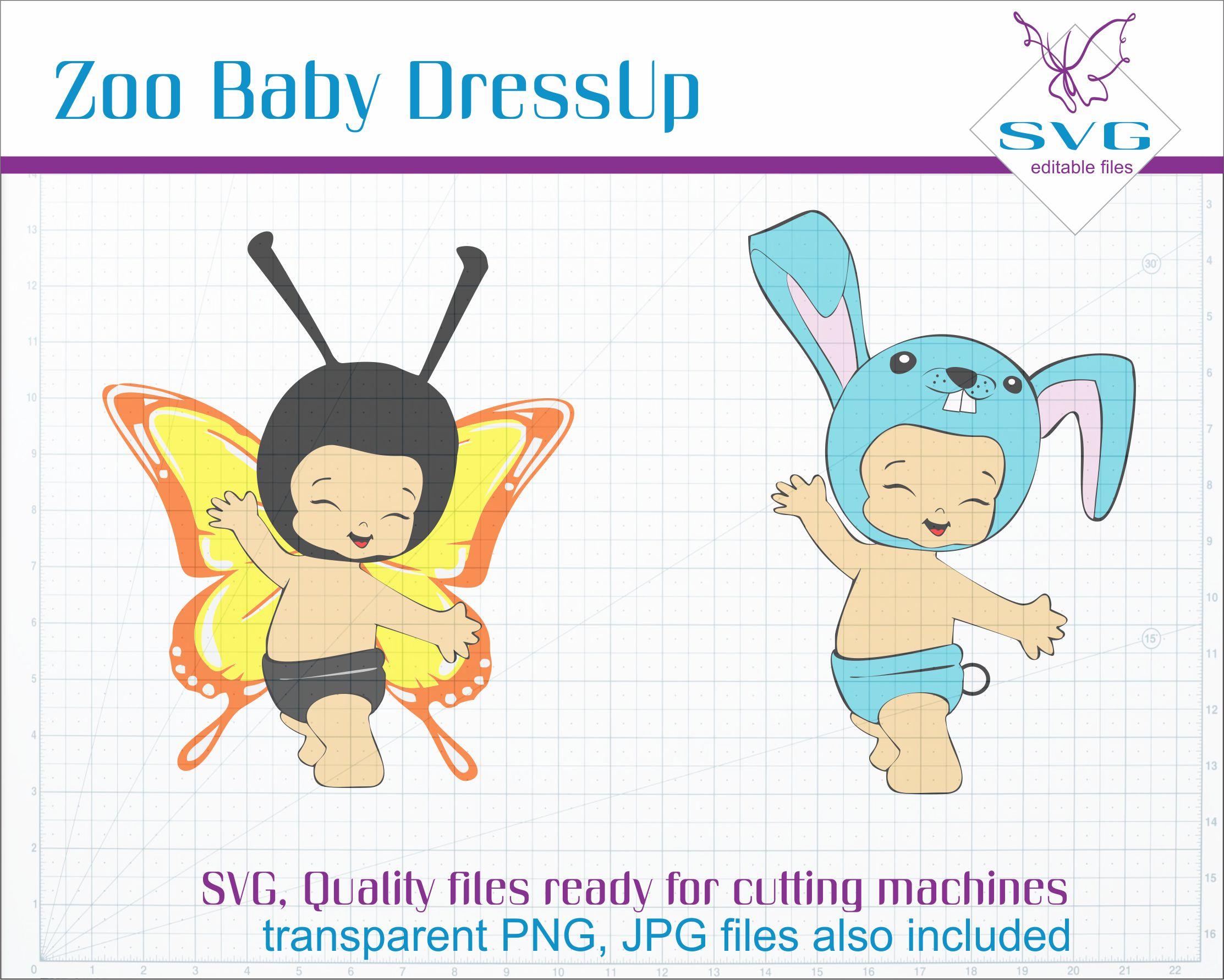 Zoo Baby Dressup example image 11