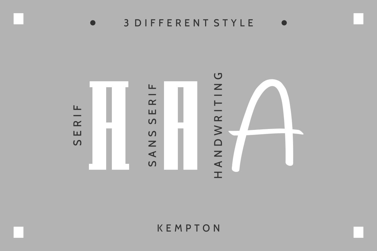 Kempton example image 4