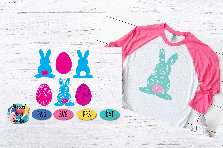 Easter Bundle - A bundle of Easter cut SVG files example image 2