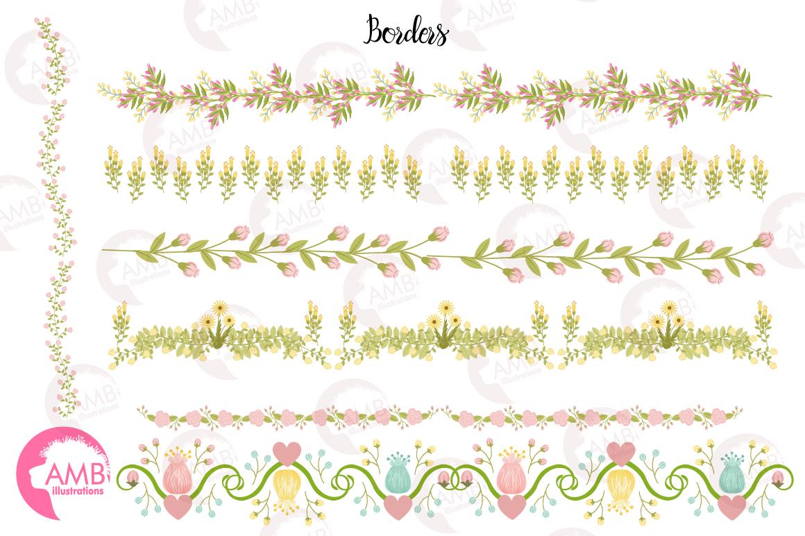 Spring Garden Floral Mega Bundle AMB-2382 example image 6