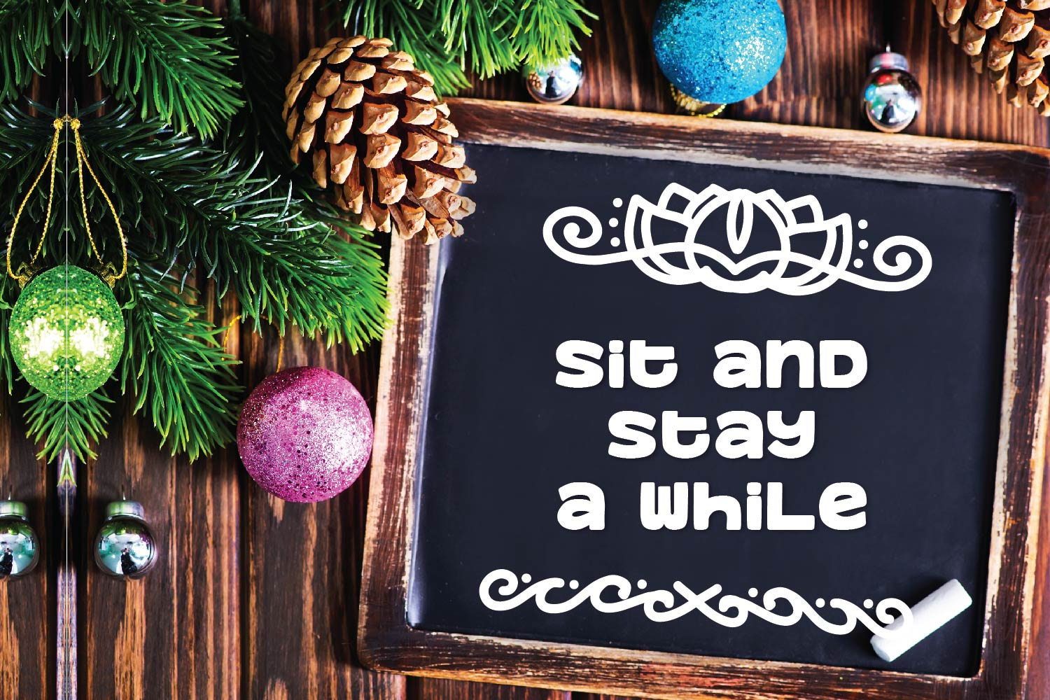 Storybook Banners - A Dingbat Font Full of Magical Borders example image 7