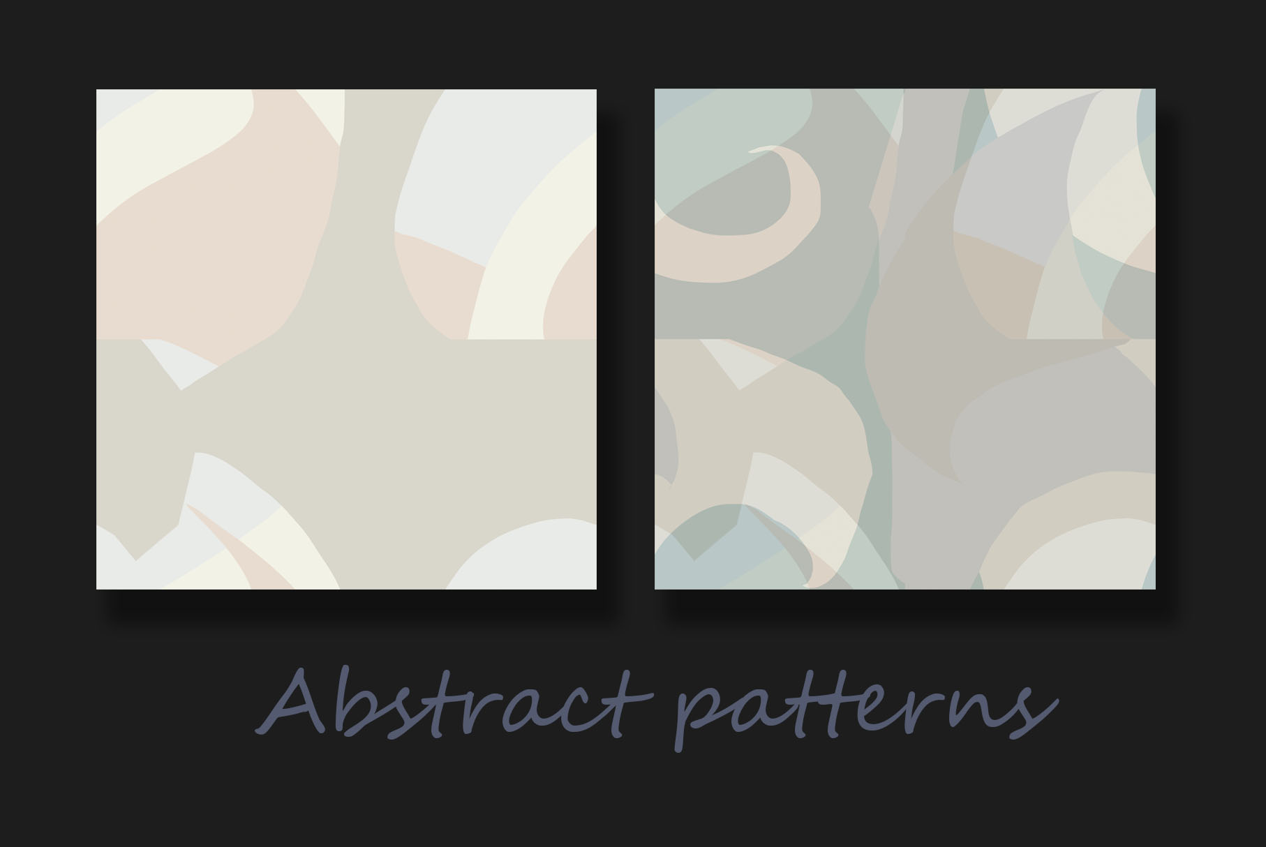 Colorful abstract patterns example image 3