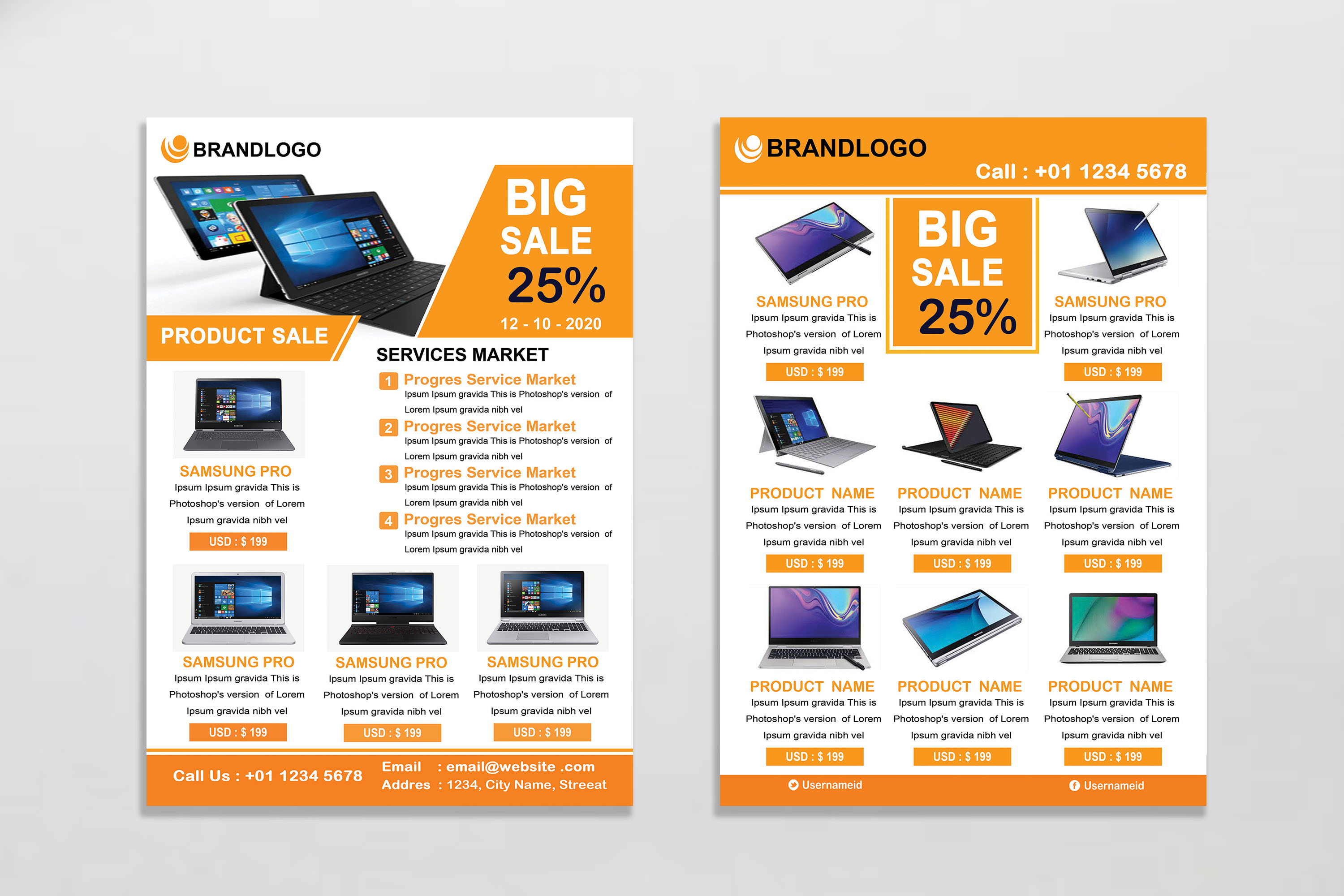 Product Promotion Flyer example image 4