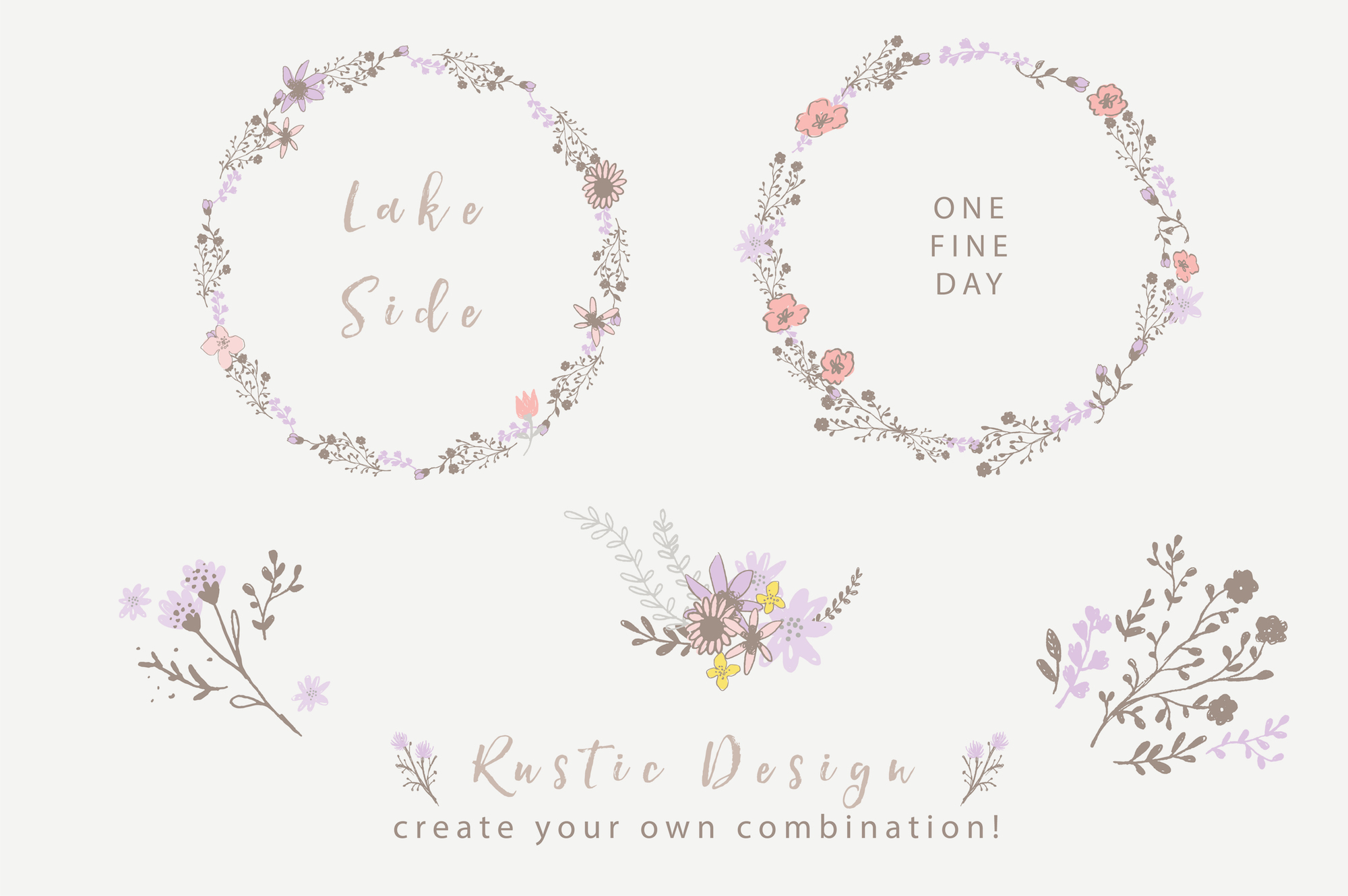 One Fine Day - Rustic Floral Design example image 2