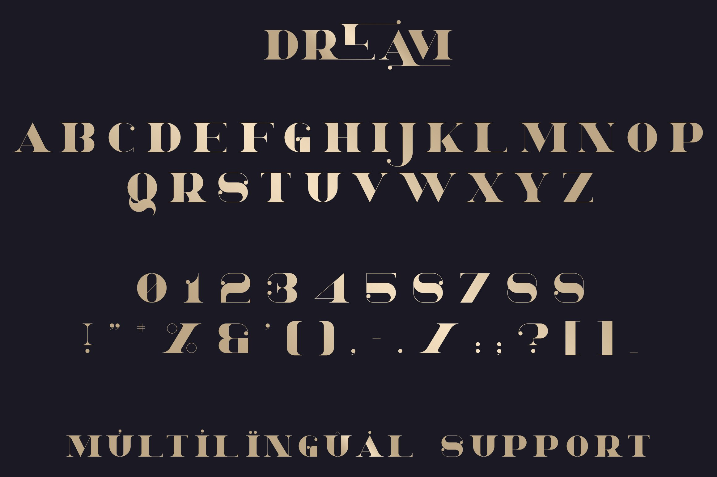 Bestseller font collection 6 typefaces in 1 example image 28