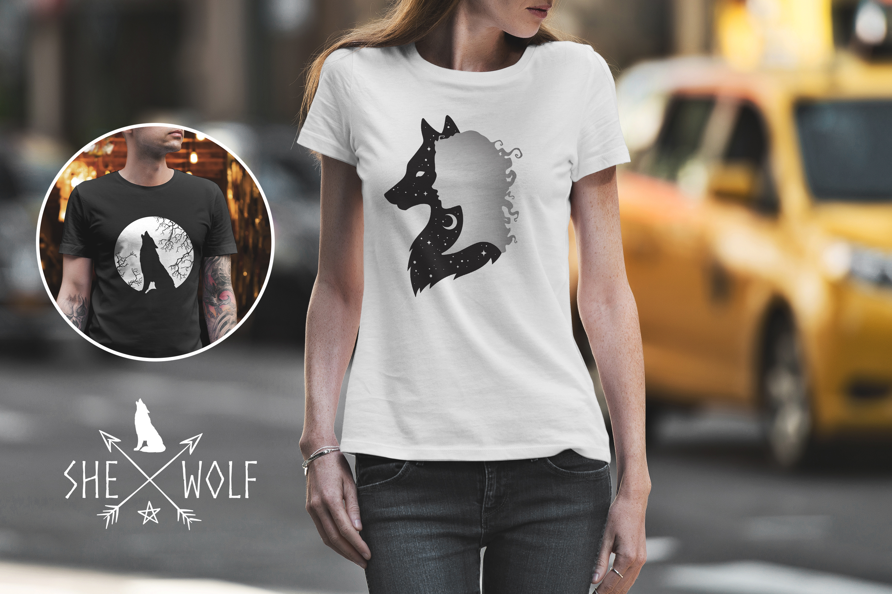 She Wolf example image 3