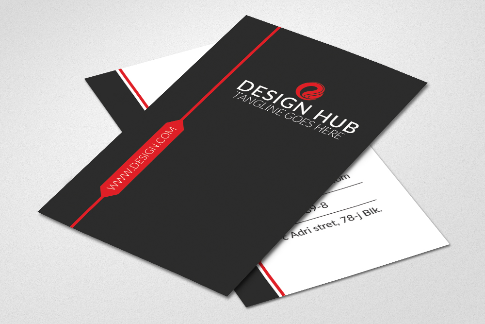 Business Card Psd example image 1