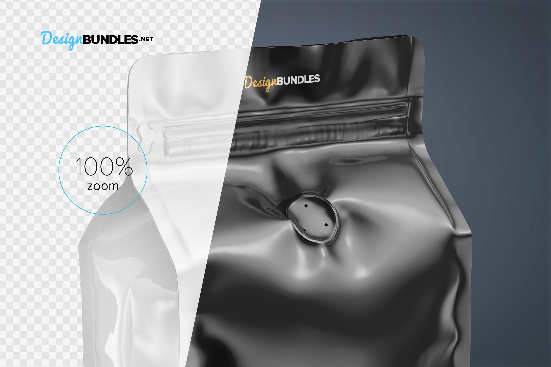 Coffee Bag Mockups example image 5