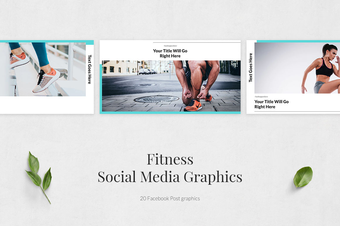 Fitness Facebook Posts example image 2