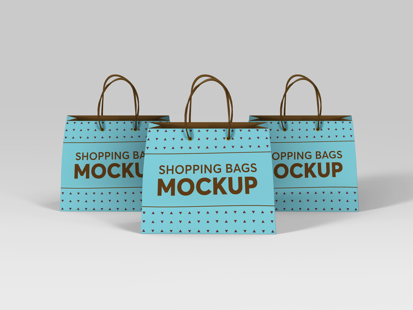 Shopping Bag Mockups V2 example image 10