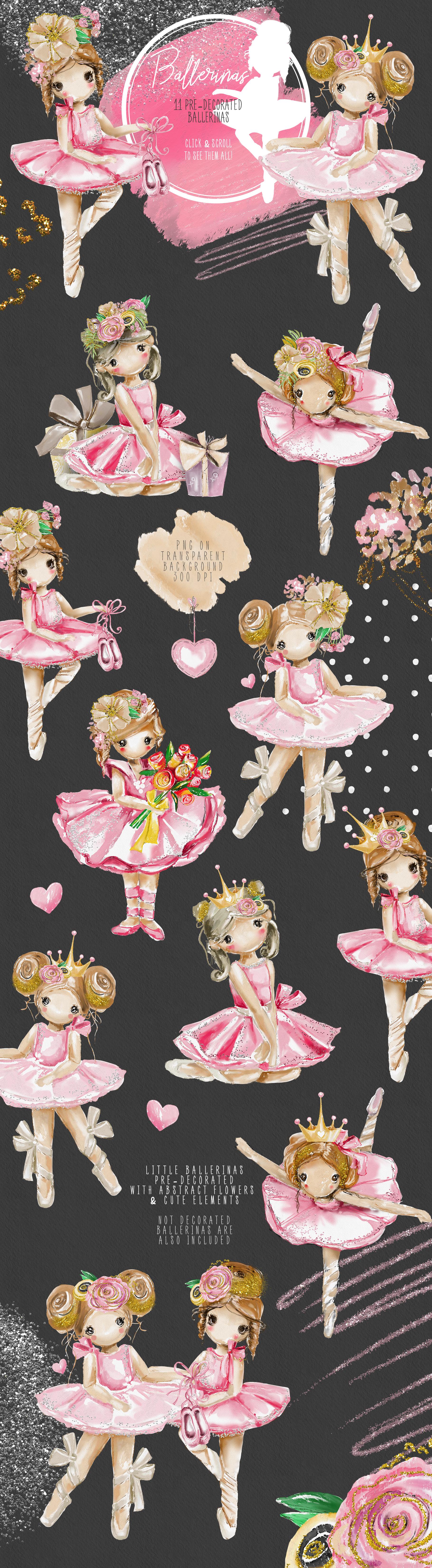 My Little Ballerina example image 2