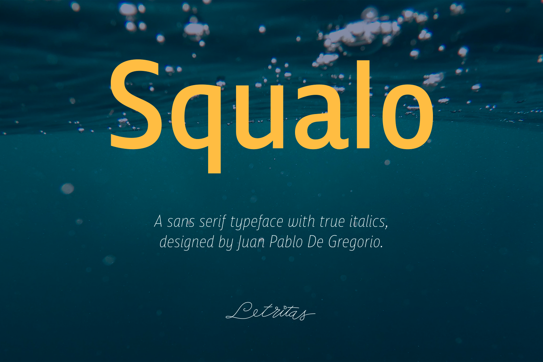 Squalo example image 1