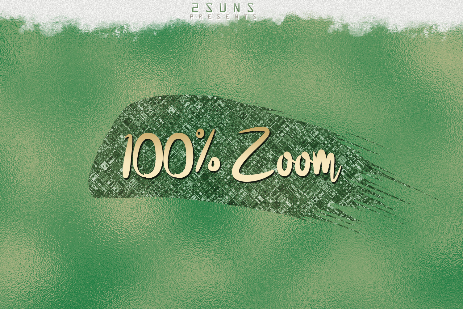 Green Dream digital papers textures, background, invitation example image 3