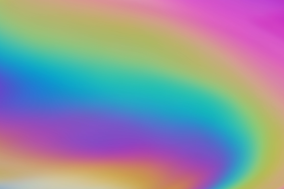 Iridescent Abstract Backgrounds example image 5