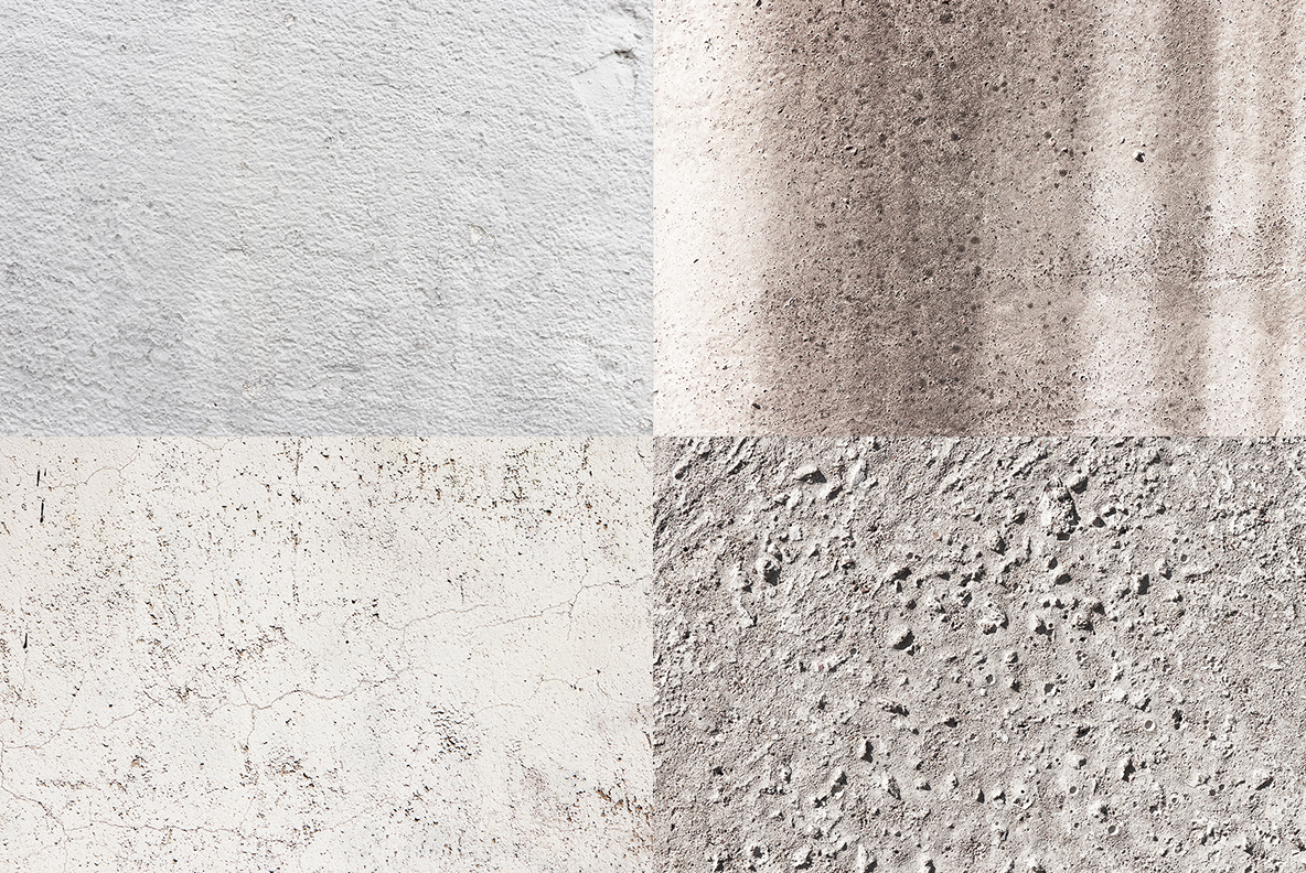 20 Concrete Wall Background Textures example image 8