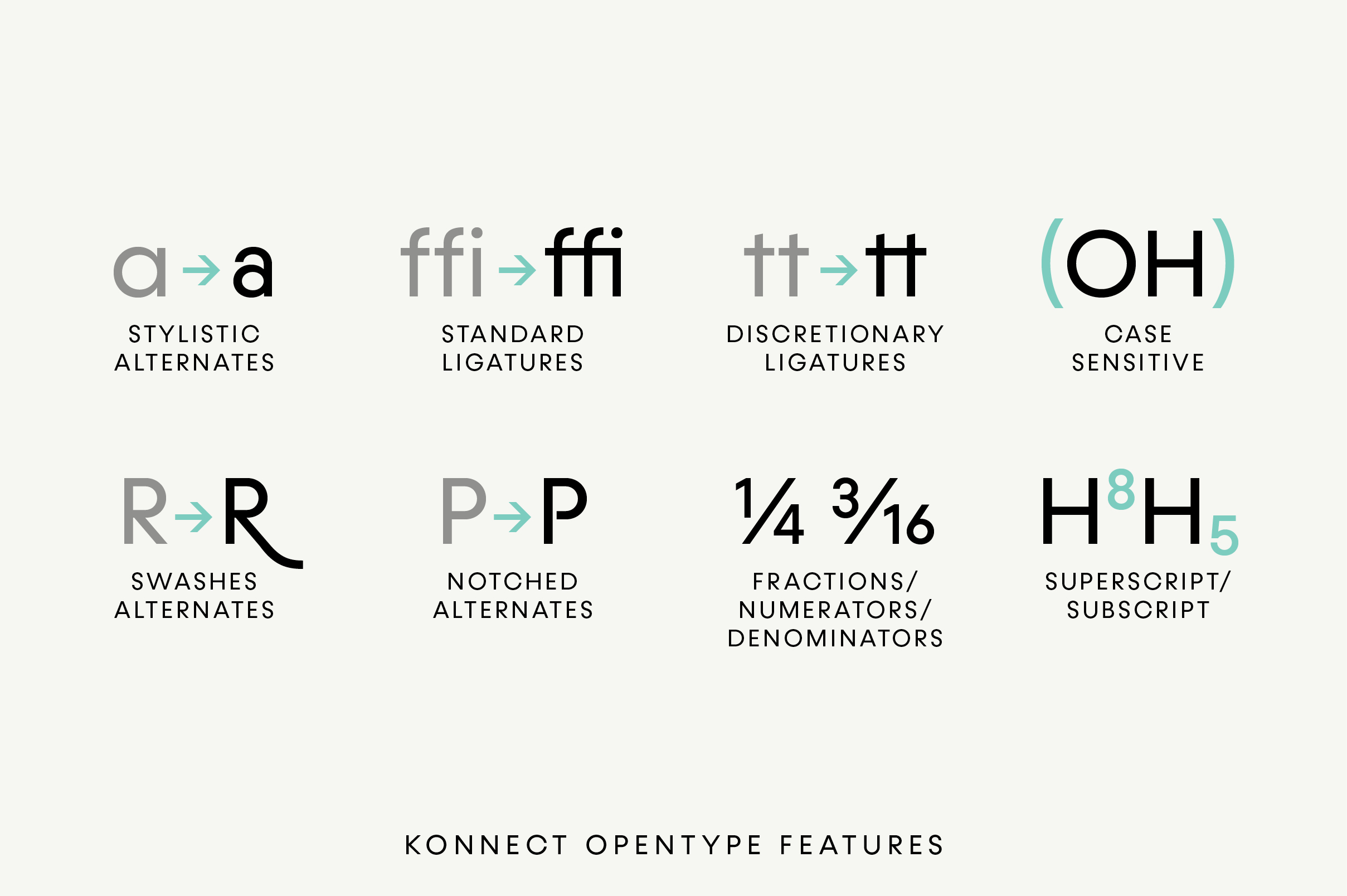 Konnect Font Family example image 19