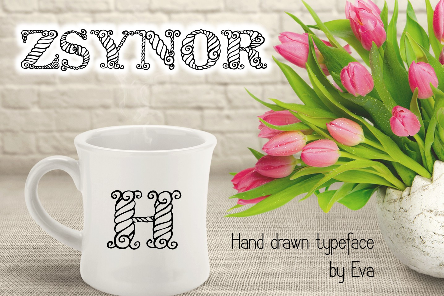 Zsynor Font example image 3