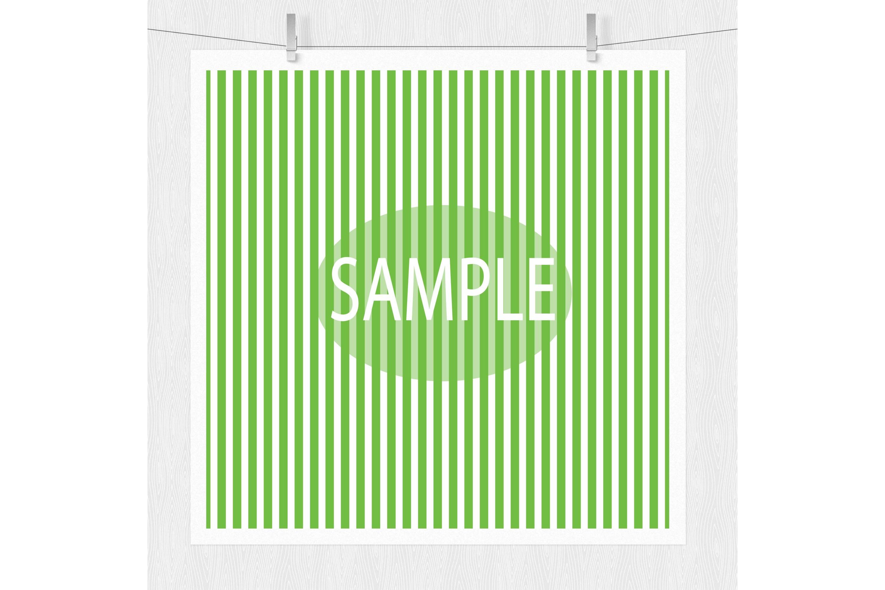 Rainbow Stripes and Chevron Patterns example image 4