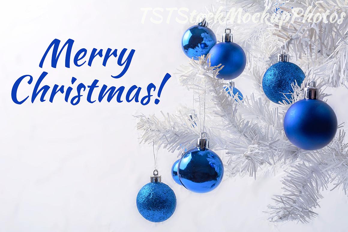 Christmas backgrounds bundle. example image 10