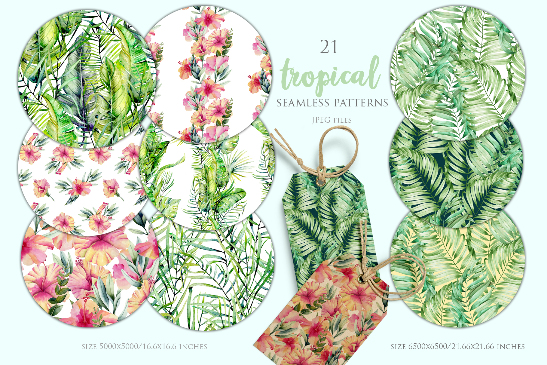 21 Tropical patterns example image 2