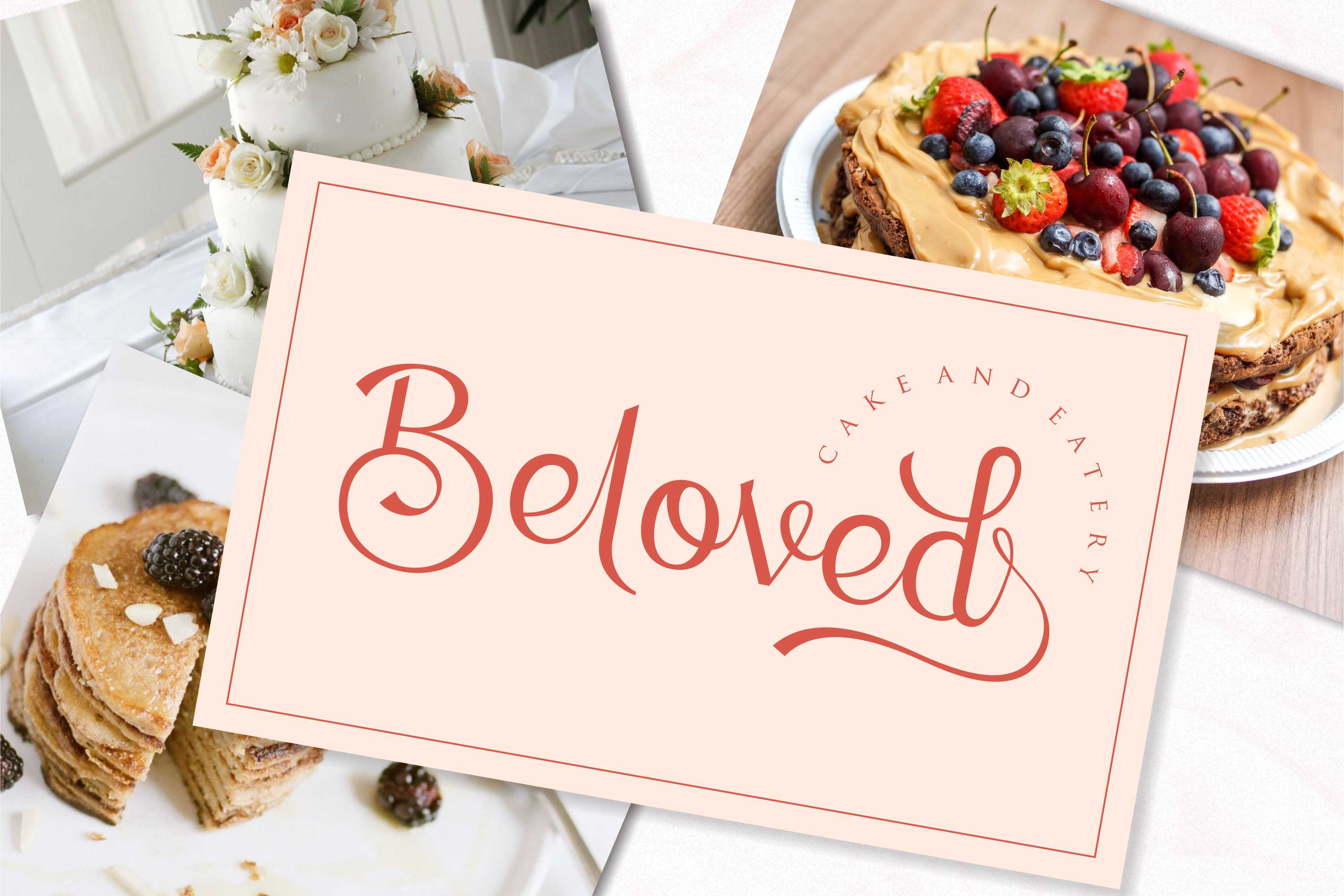 stellar - sophisticated script font example image 8
