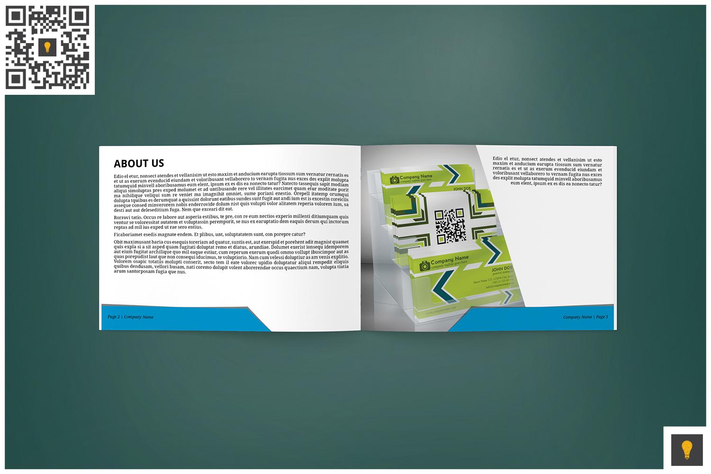 Multipurpose A5 Landscape Catalog example image 7