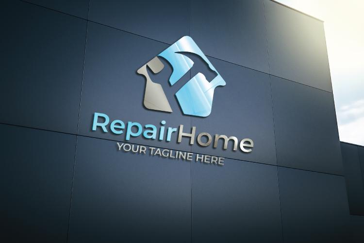 Home Repair Logo example image 3