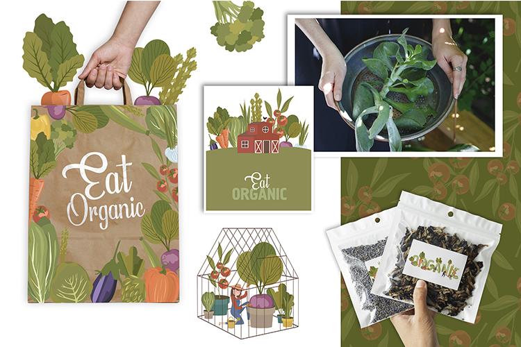 Organic life example image 4
