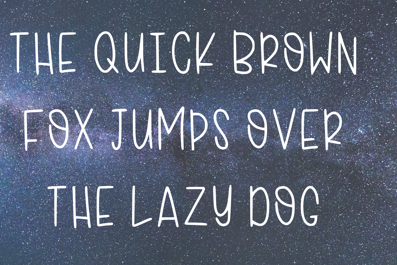 Font Bundle 5 Exclusive Fonts!  example image 8