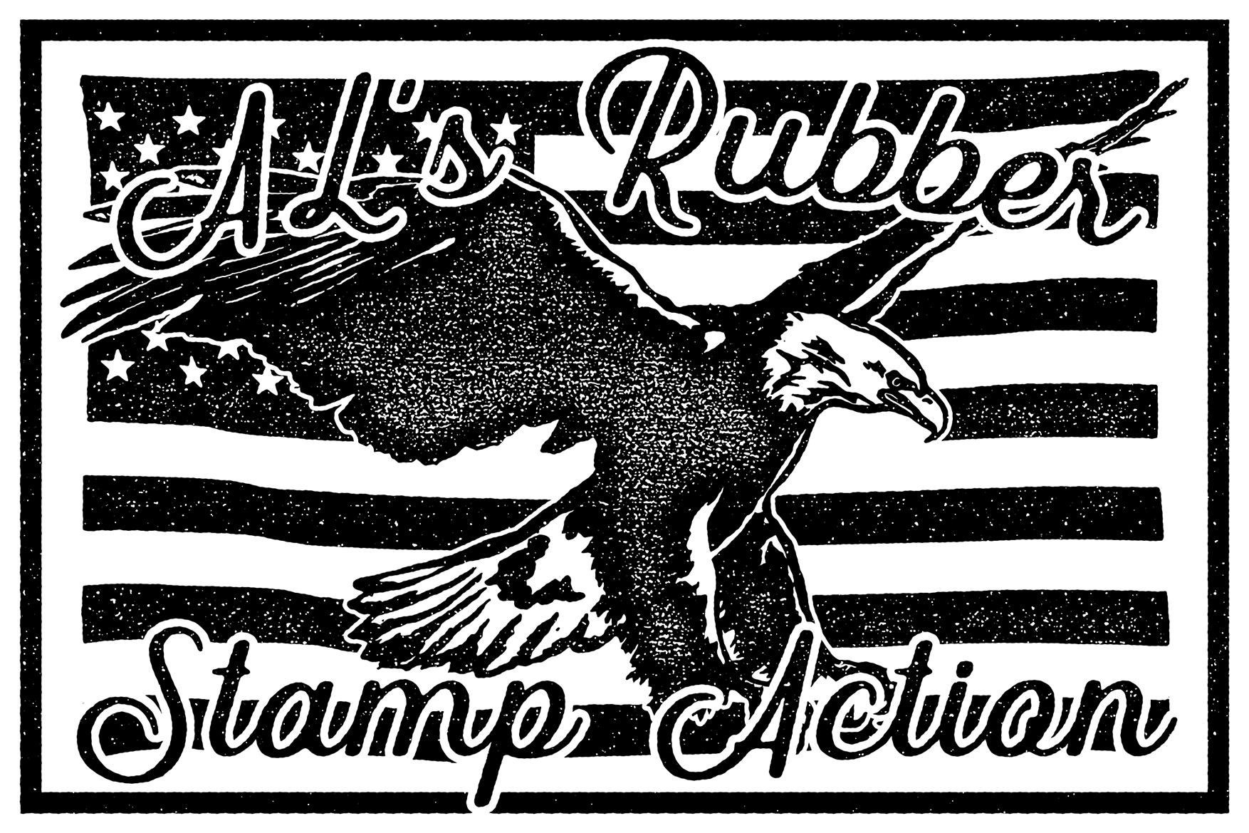 AL's Rubber Stamp Action Kit example image 16
