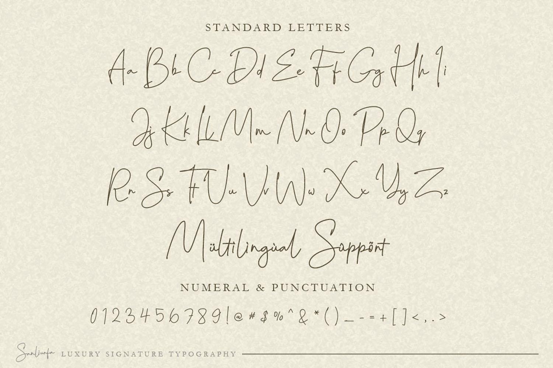 Sanliurfa Stylish Signature example image 2
