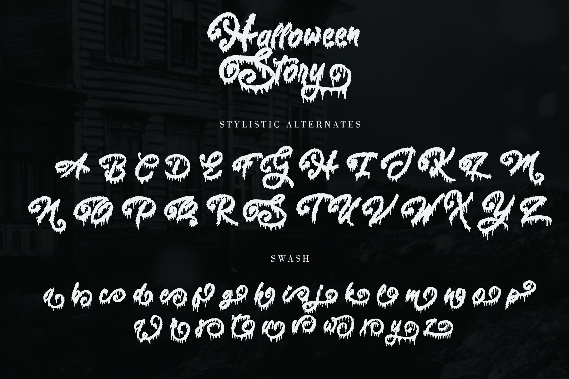 Halloween Story example image 5