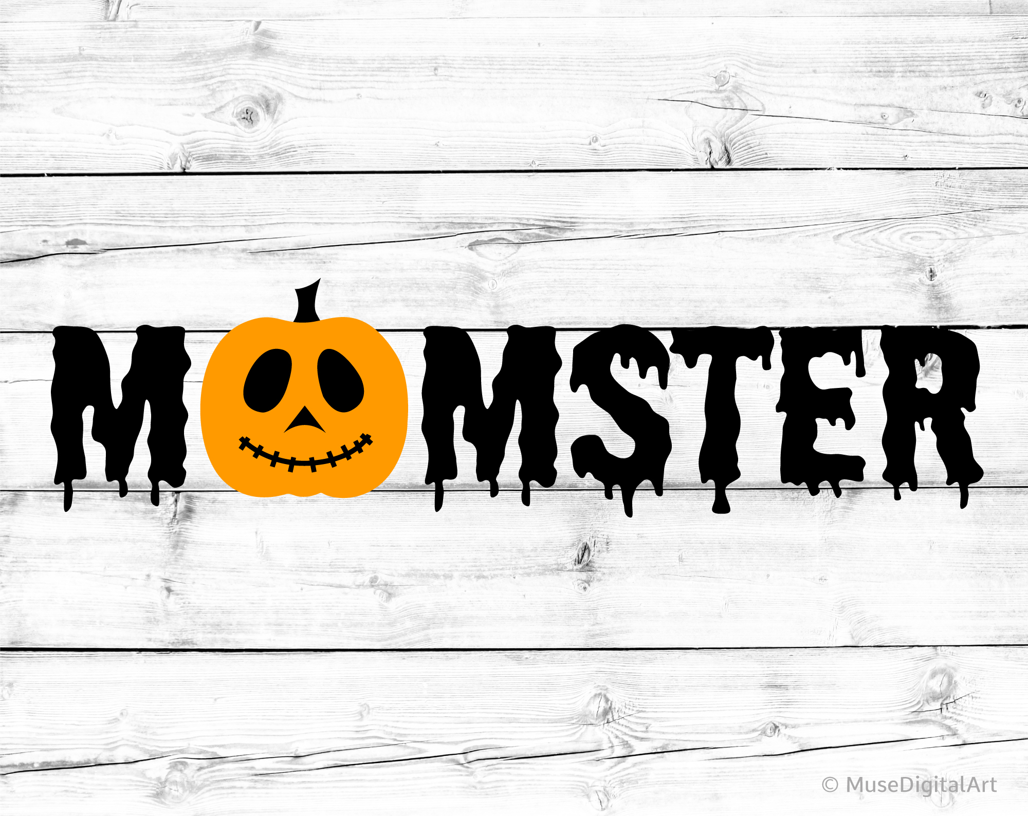 Momster Svg, Mom Halloween Svg, Mom Halloween Shirt Svg example image 2