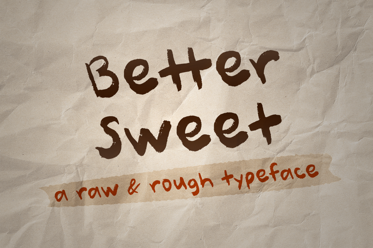 Better Sweet example image 1