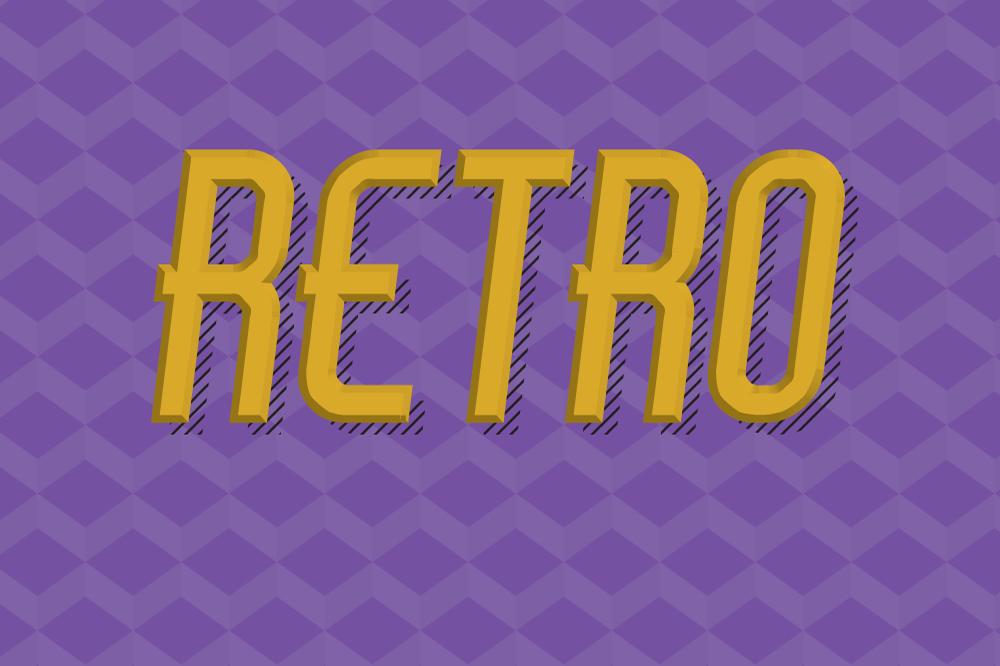 10 Retro Vintage Graphic Style for Adobe Illustrator example image 7
