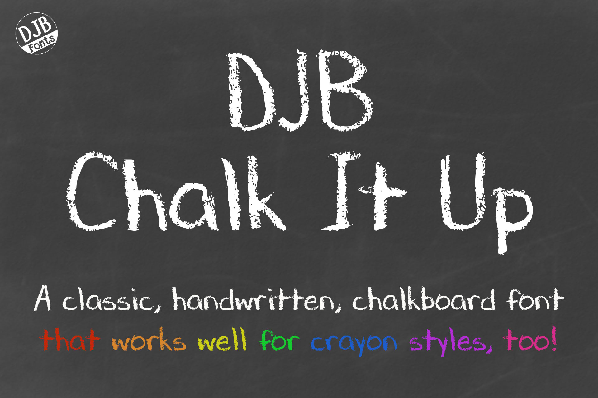 DJB Chalk It Up example image 1