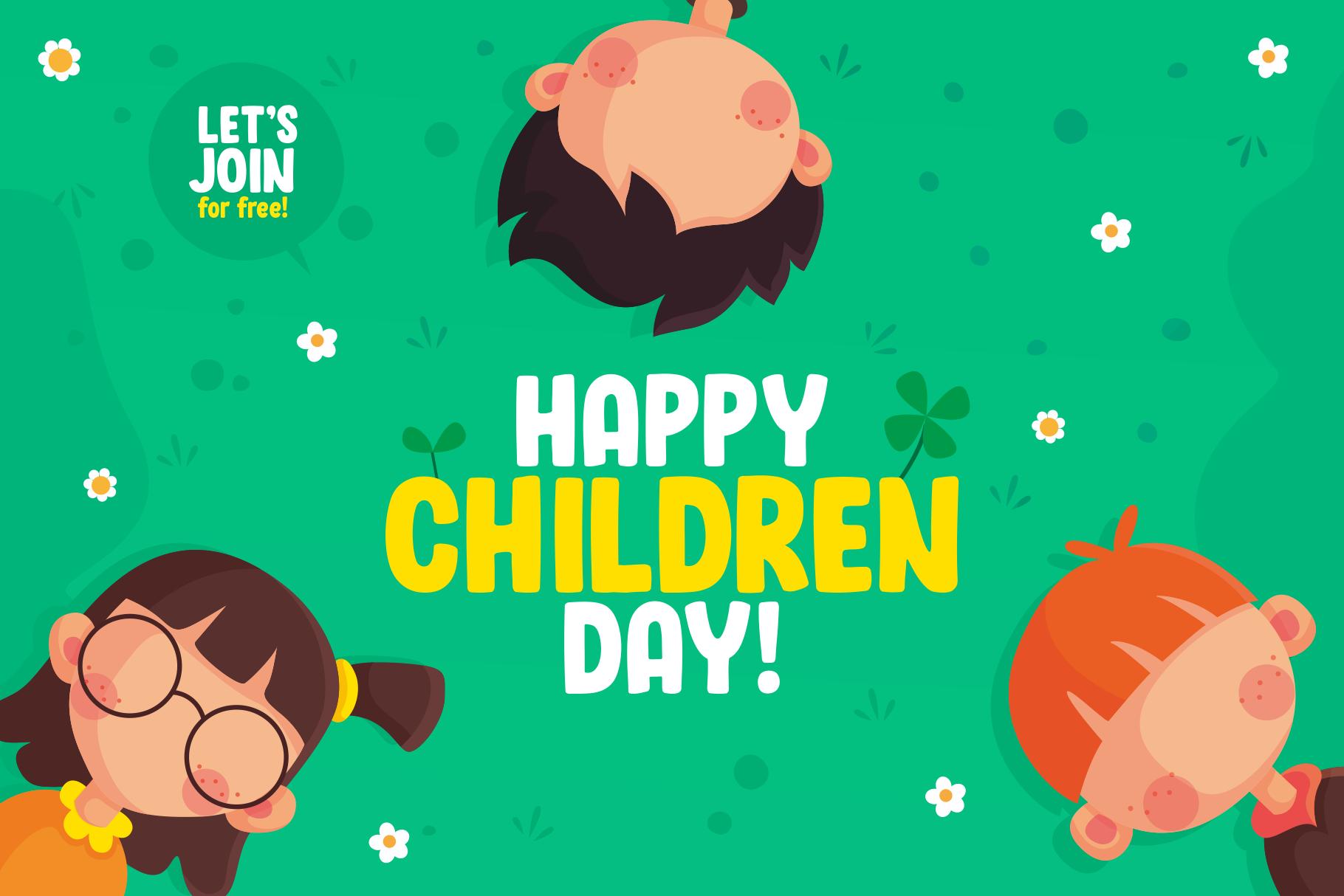 Wonder Boys - Fun Kids Font Display example image 3