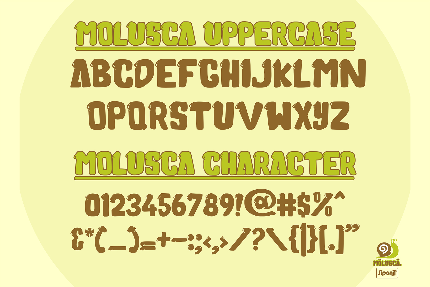Molusca example image 2