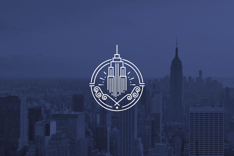 High Tower Logo - Construction Building Logo example image 1