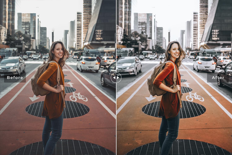 San Francisco Mobile & Desktop Lightroom Presets example image 6