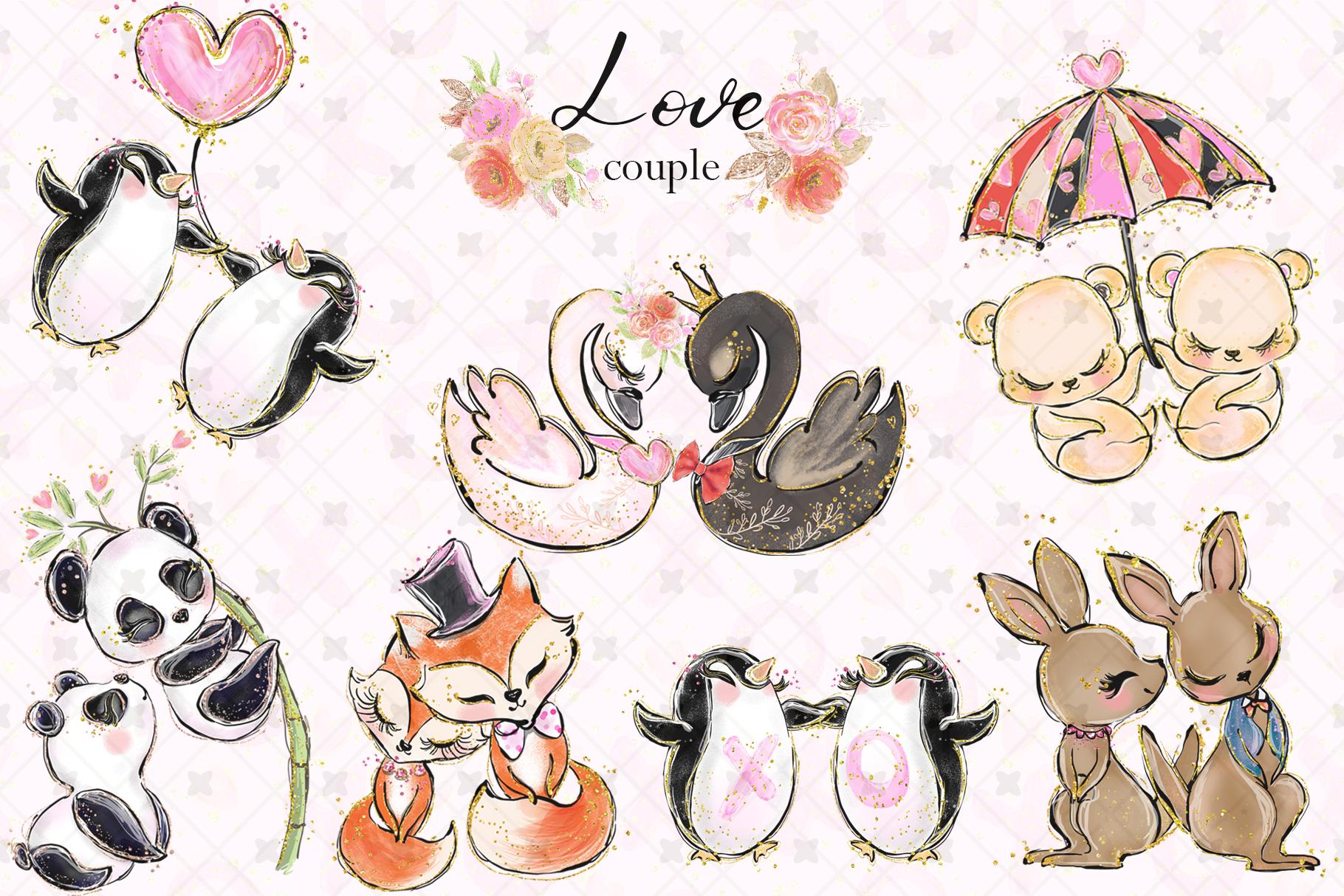 Valentine's clip art example image 3