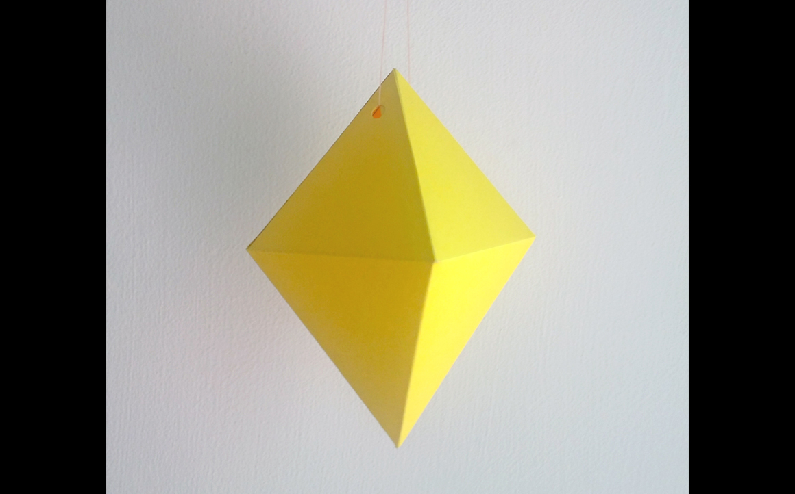 DIY Christmas Bunting/Flags - 3d papercraft example image 4