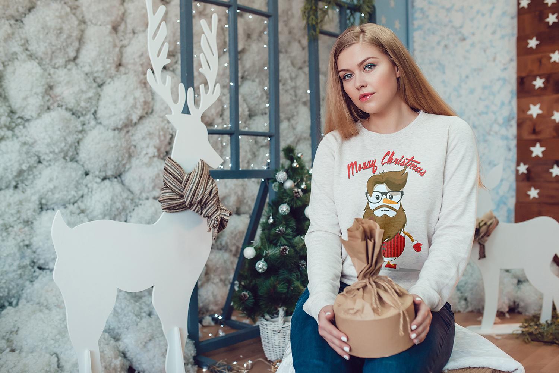 Christmas Sweatshirt Mock-Up Vol.2 example image 10