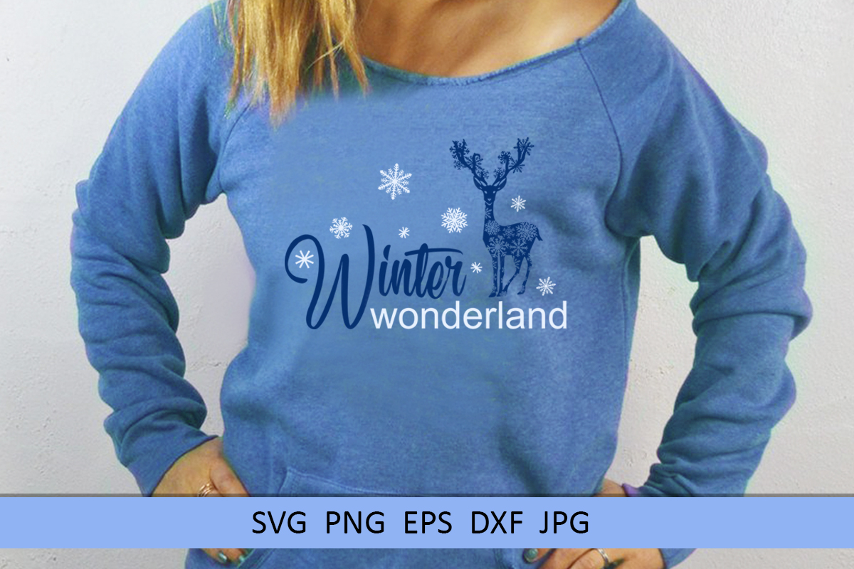 Christmas svg Winter wonderland svg Winter svg Snowflake svg example image 6