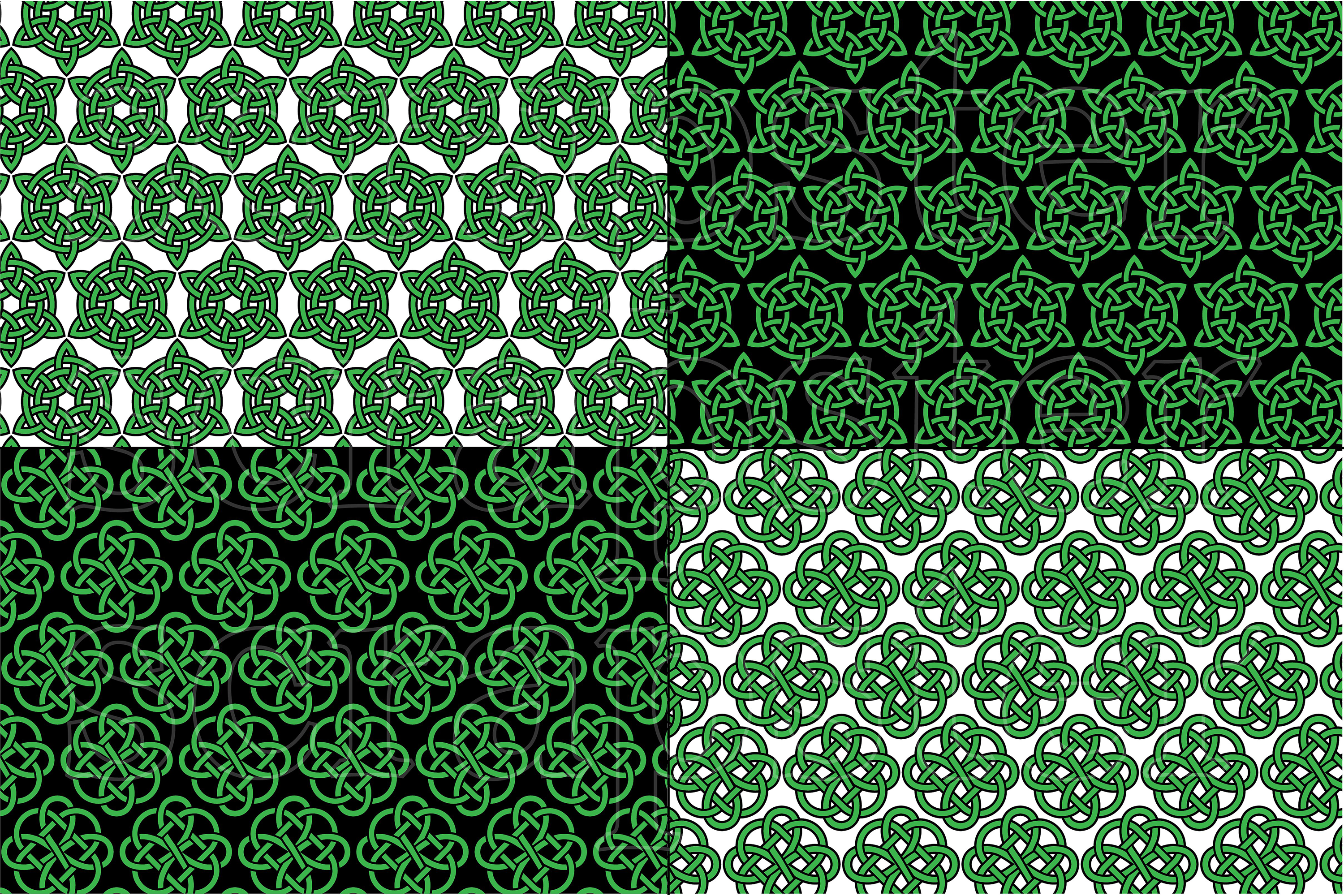 Celtic Knot Patterns example image 2