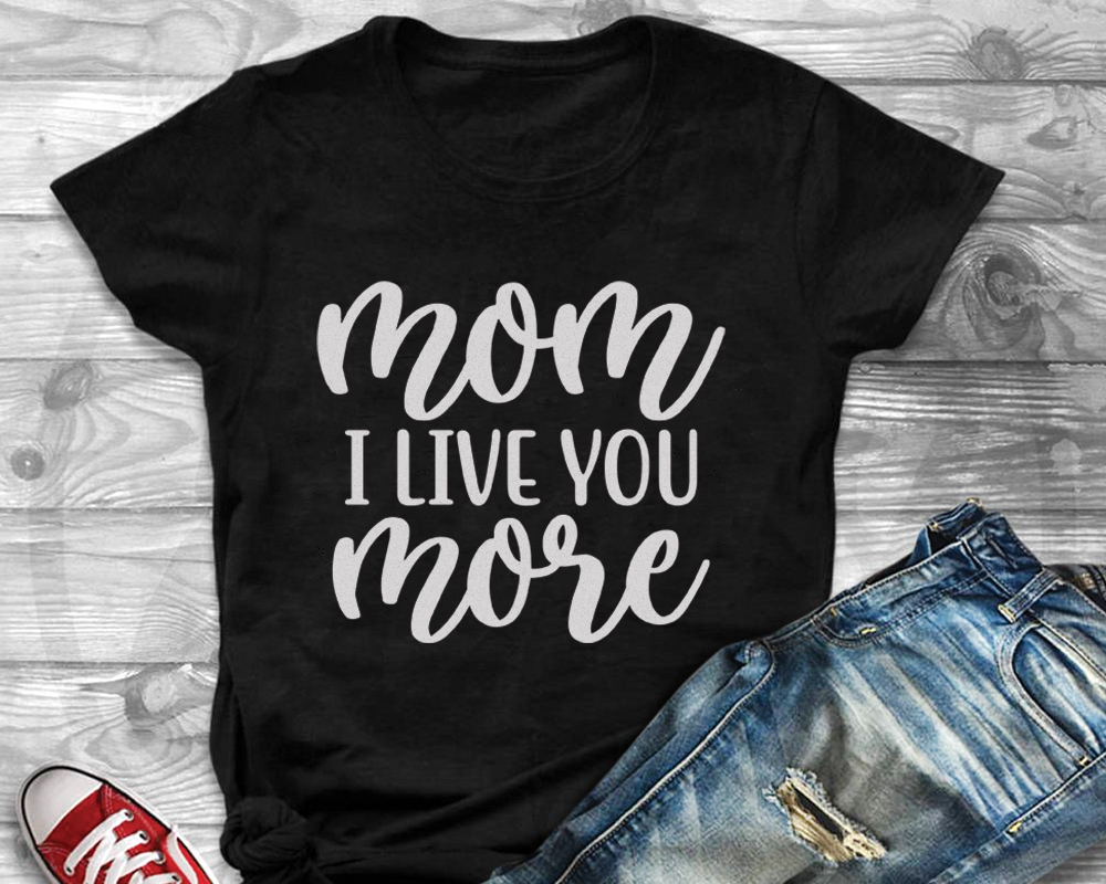 20 Mother's day Quotes SVG Bundle Vol_0.3 example image 8