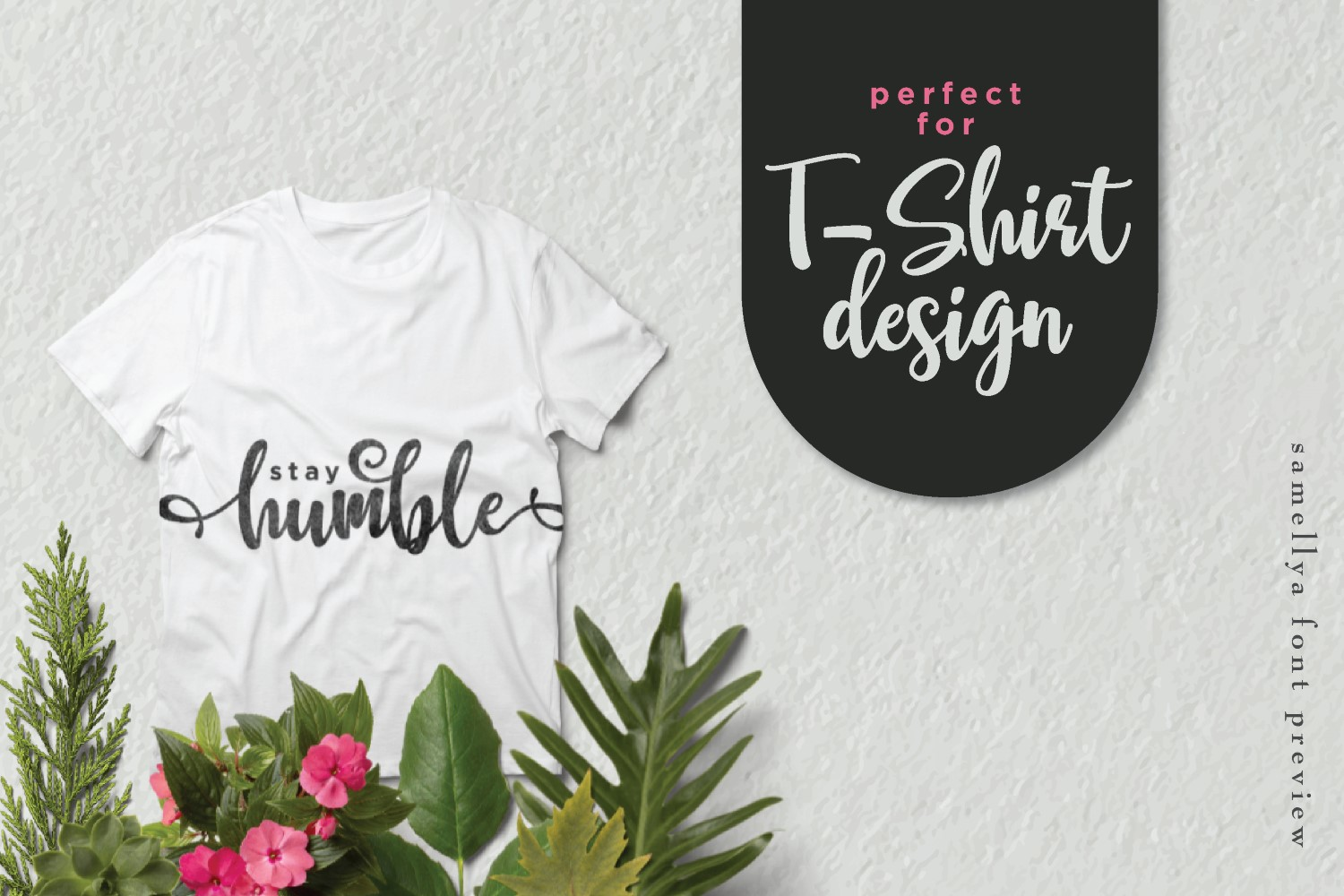 Samellya - Crafter's Font! example image 8