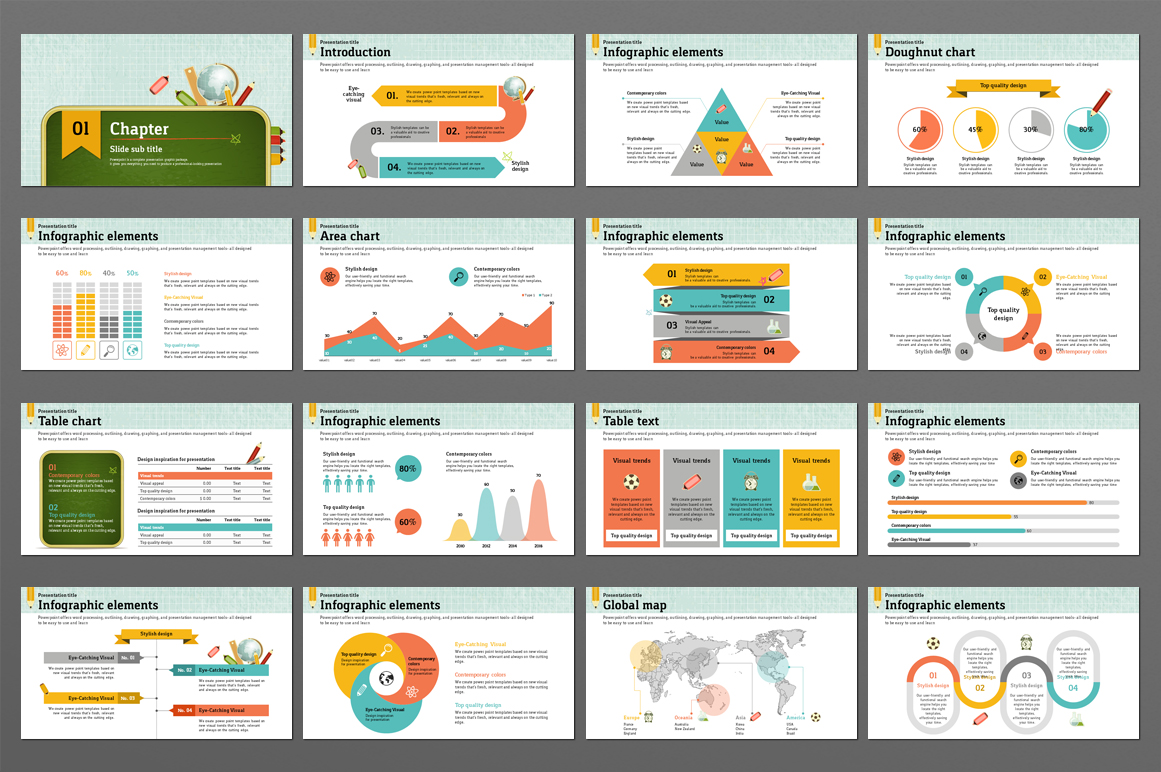 Learning PowerPoint example image 2