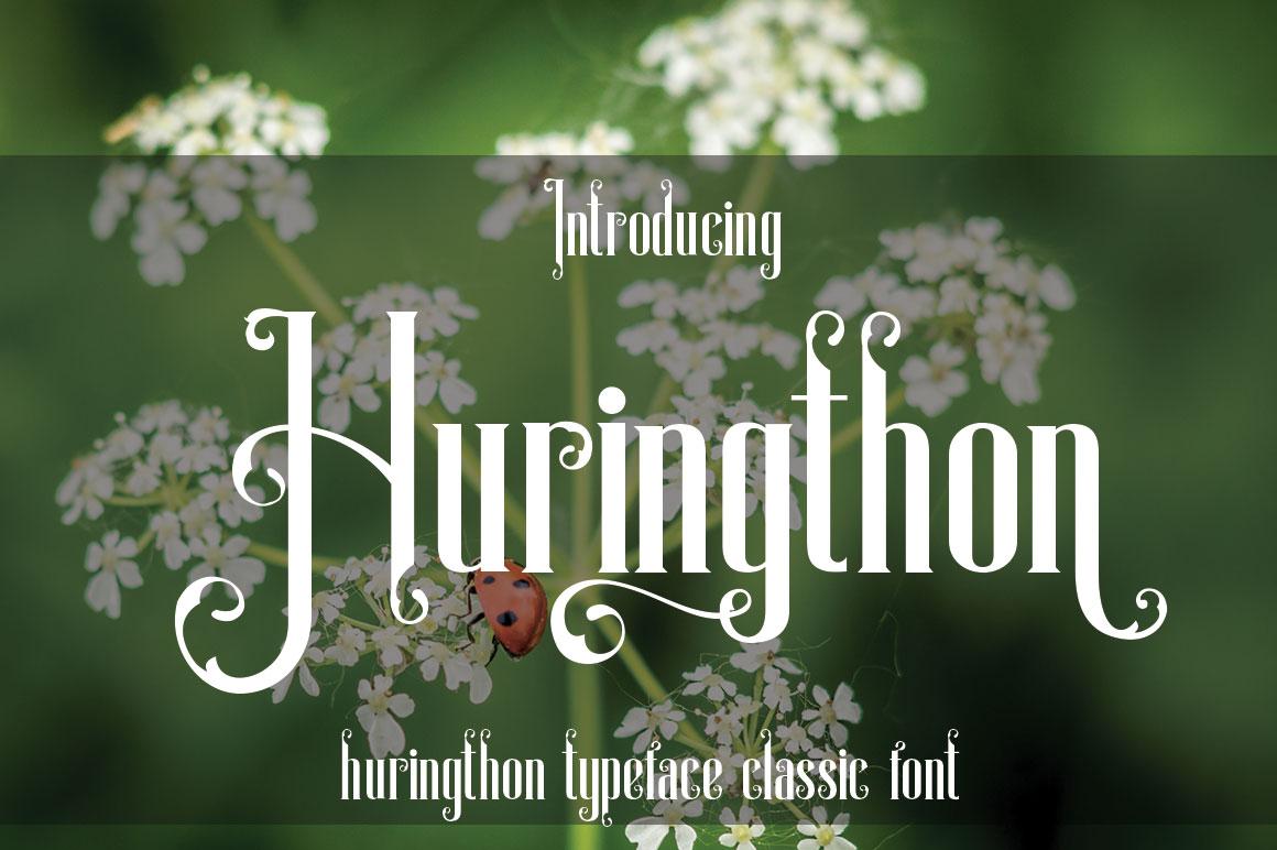 Huringthon example image 6